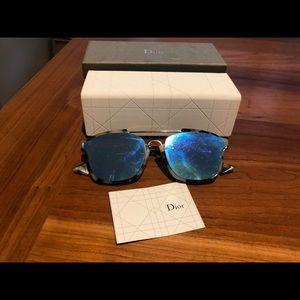 Christian Dior Tortoise Sunglasses